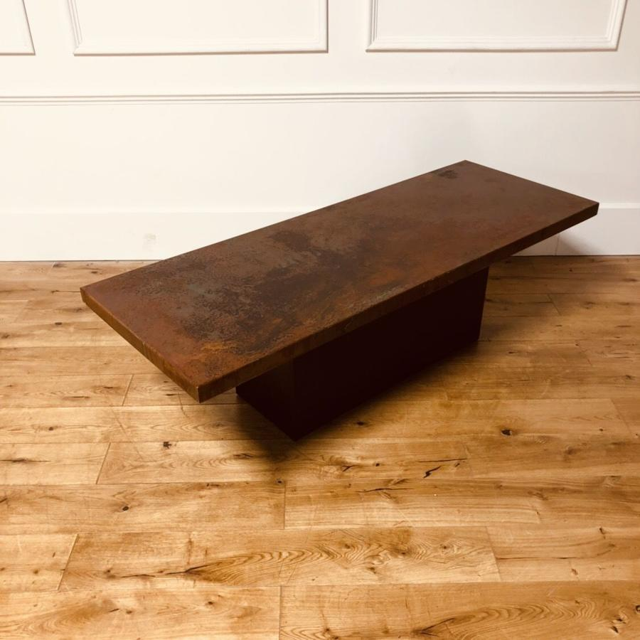 A Mid Century coffee table
