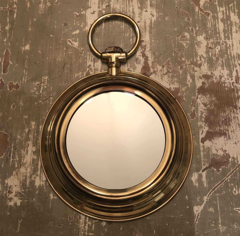 A Fob Watch Mirror