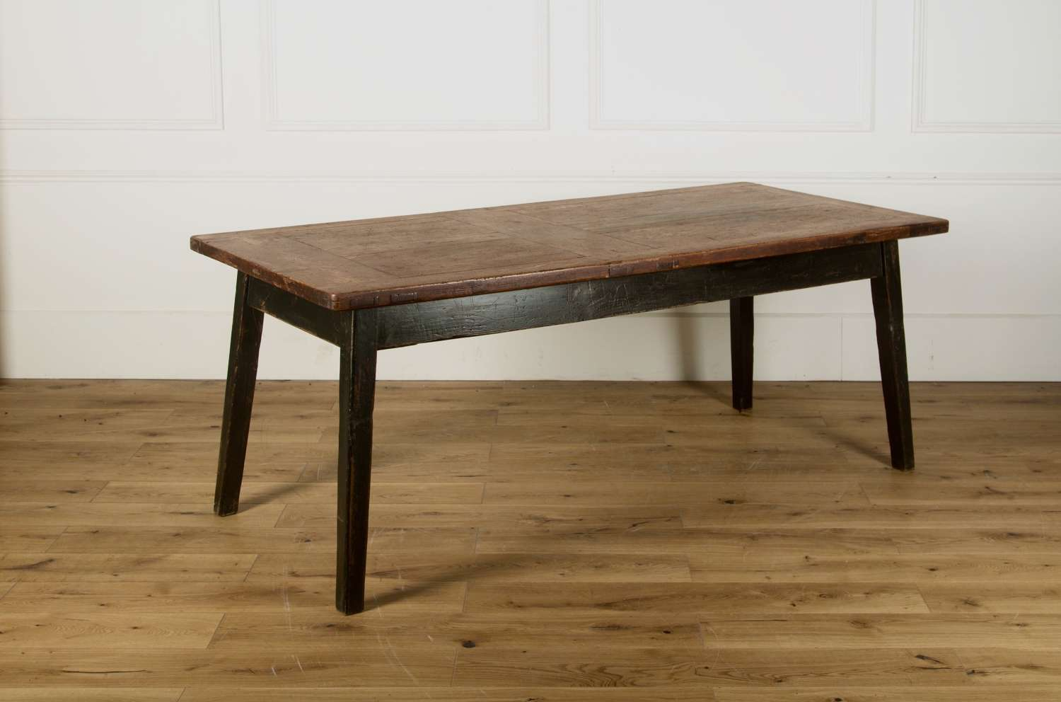 An Unusual English Country House Table