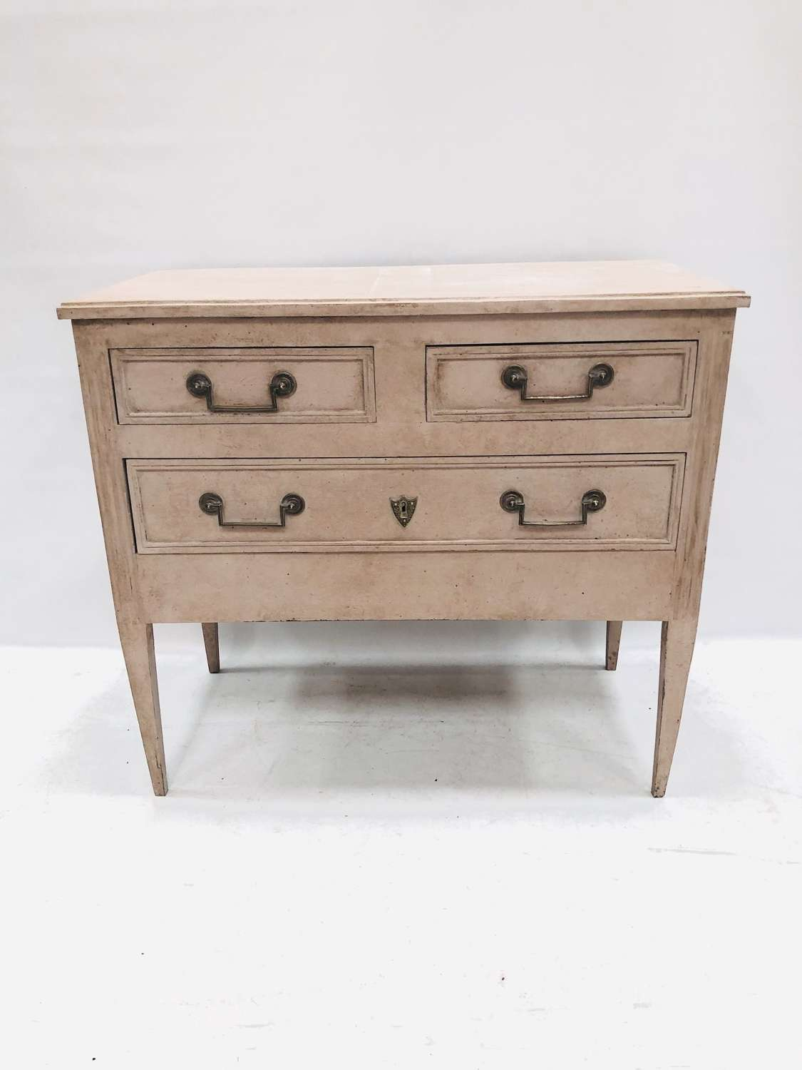 A French Painted Commode