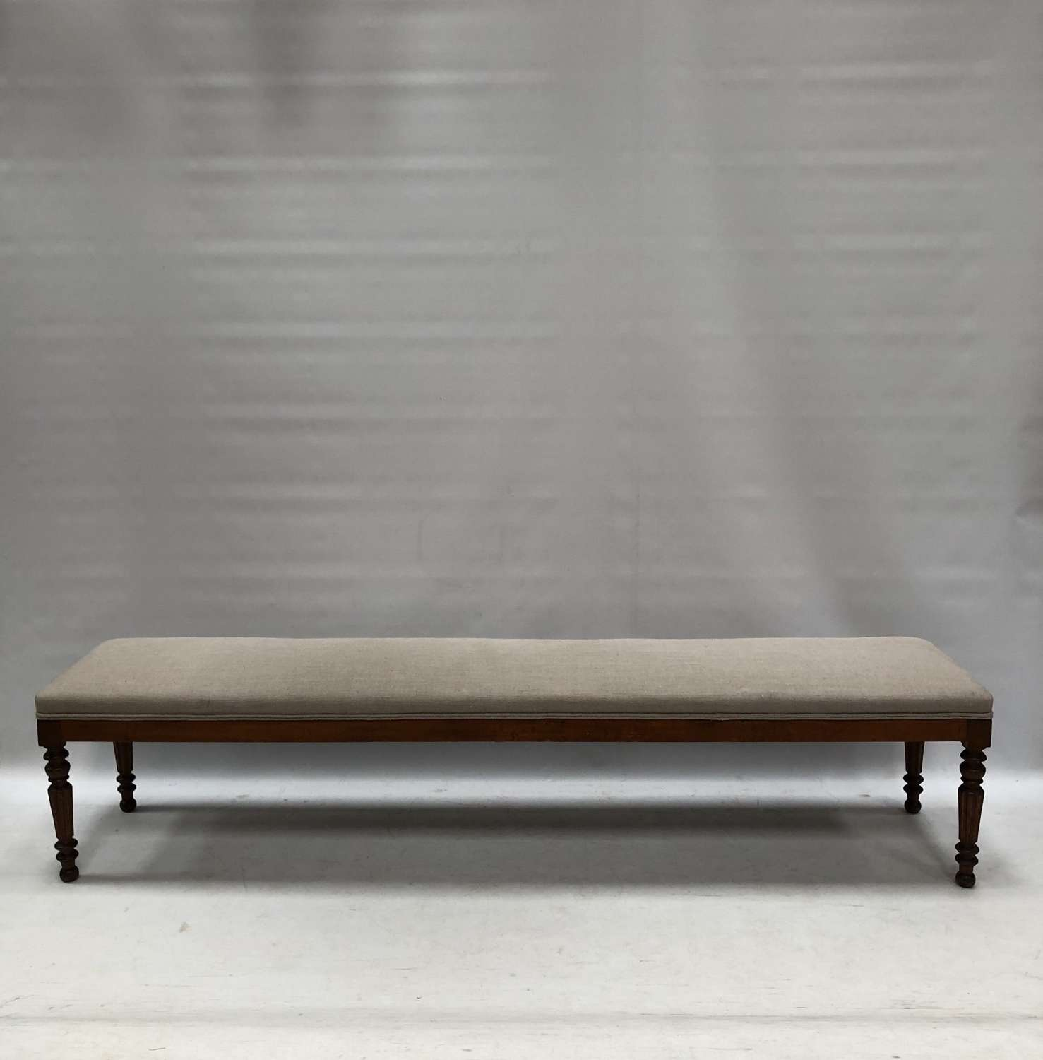 A Long banquette Stool